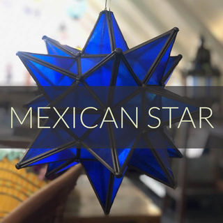 Mexican Star Lanterns