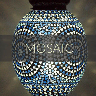 Glass & Mosaic Lighting