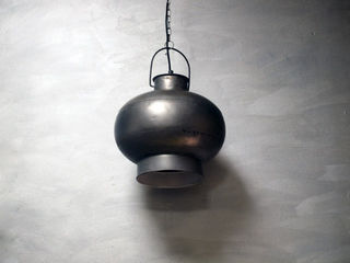Rounded Industrial Light