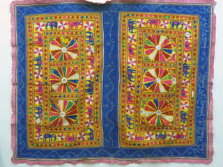 Old Banjara Wall Hanging: 2