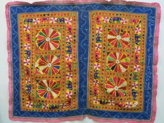 Old Banjara Wall Hanging: 6
