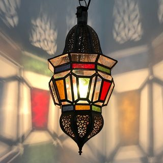 Shenwa Lantern Coloured
