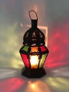 Alladins Lamp: full colour