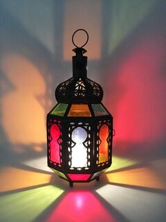 Marrakech Lamp