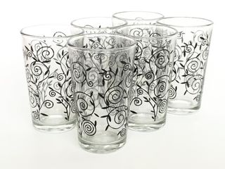 Sable Tea Glasses