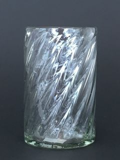 Clear Twist Glass