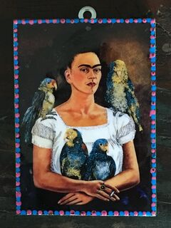 Frida Kahlo Wall Art:2