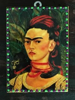 Frida Kahlo Wall Art: 4