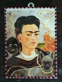 Frida Kahlo Wall Art: 7