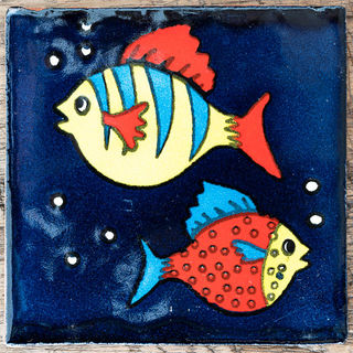 Fish Two Tile