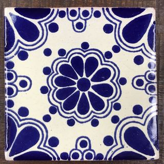 Lace Azul Tile