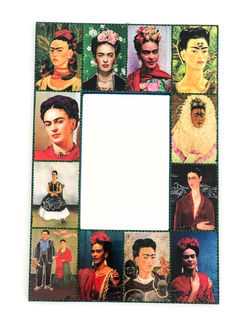 Large Frida Mirror 3