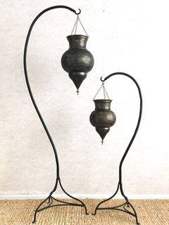 Medium Moroccan Light Stand