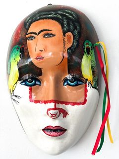 Frida Wall Mask 3