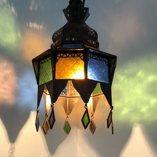 Fes Lantern Colour