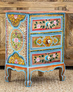 Katni Boho Side Table