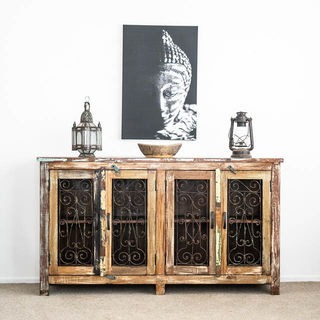 Jali Sideboard Long