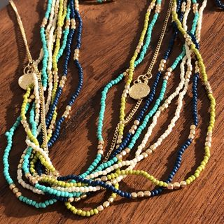 Deja Boho Necklace Long