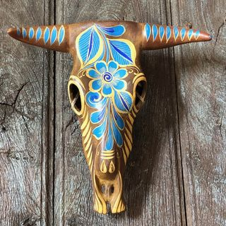 Rustic Shorthorn: Blue