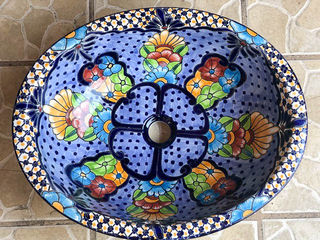 Flower Power Talavera Basin: Large