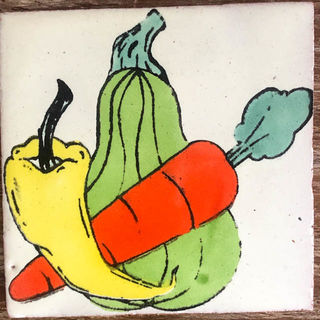 Fruit & Vegetable Tile 1