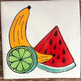 Fruit & Vegetable Tile 2