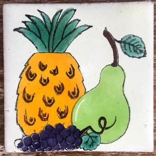 Fruit & Vegetable Tile 3
