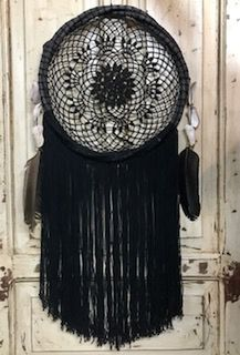 Black Dream Catcher: 1
