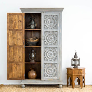 Pondicherry Tallboy Grey
