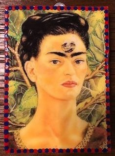 Frida Kahlo Wall Art 34