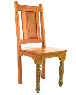 Rustic Teak Chair