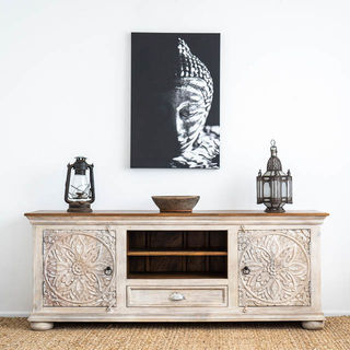 Goa TV Cabinet or Low Sideboard PRE ORDER