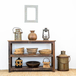 Rustic Country Console