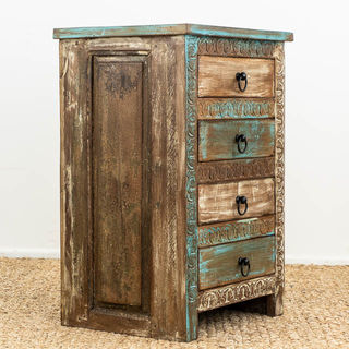 Rustic 4 Drawers