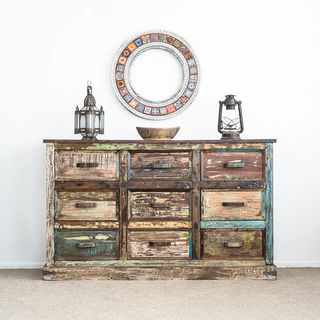 Rathi 9 Drawer Sideboard A