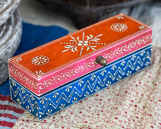 Indian Pencil Box 1