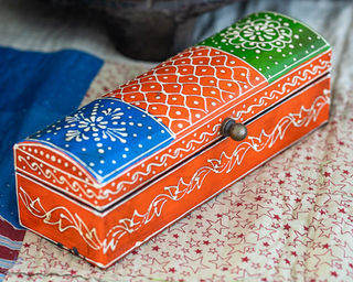 Indian Pencil Box 2