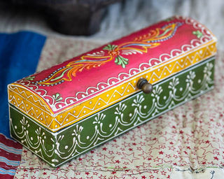 Indian Pencil Box 3