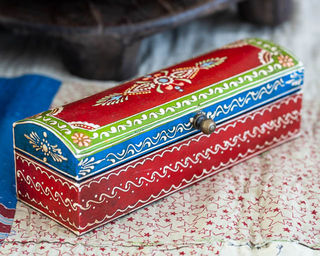 Indian Pencil Box 7