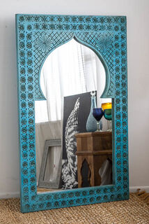 Arabian Mirror Blue