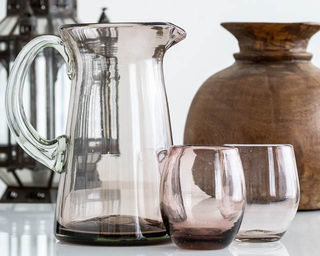 Blush Water Jug