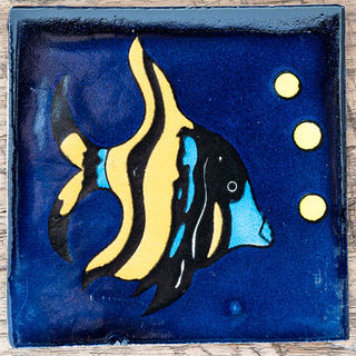 Fish Angel Tile