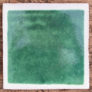 Green Linea Tile