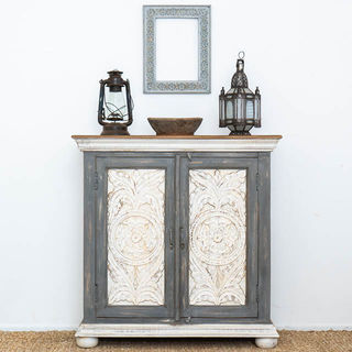 Maalai Carved Sideboard
