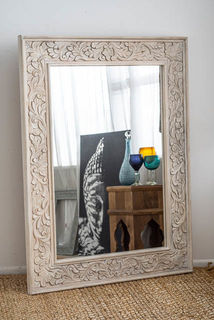 Harper Boho Mirror Large