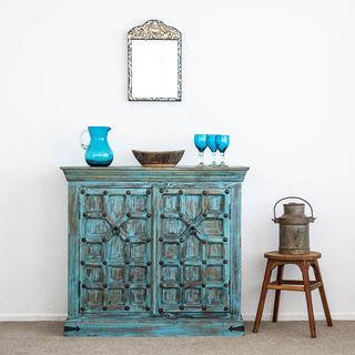 Indy Blue Sideboard