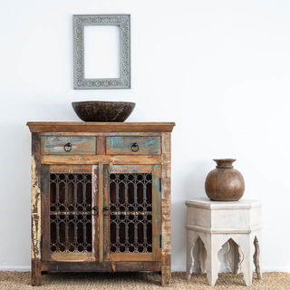 Jali Sideboard with Drawers B