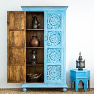 Pondicherry Tallboy Blue