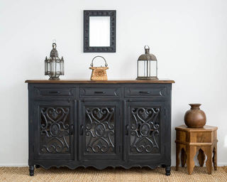 Harper Sideboard Black