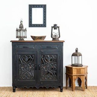 Harper Sideboard Small Black
